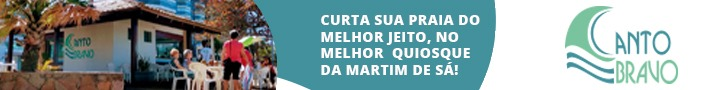 Quiosque Canto Bravo - Praia Martin de sá - Caraguatatuba
